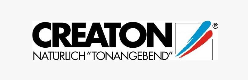 Логотип Creaton