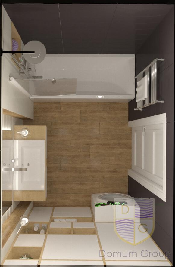 Проект ванної кімнати